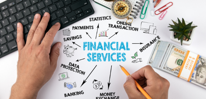 it solutions for financial services